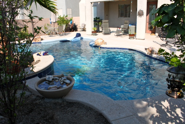 Inground pool cost hidden water pools cost for Cost of swimming pool installation inground