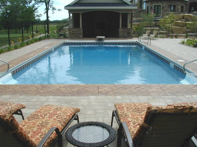 Inground pool cost hidden water pools cost for Average cost of swimming pool inground
