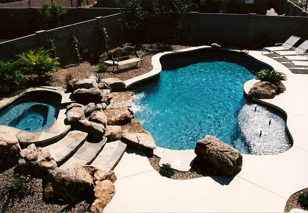 Inground pool pics and prices joy studio design gallery best design Inground swimming pool prices