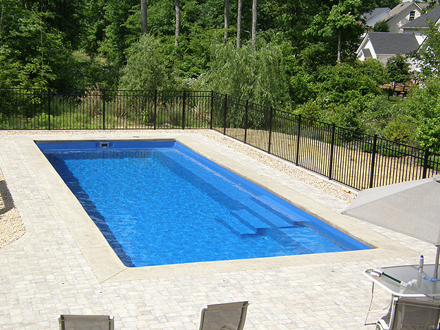 Inground pool cost hidden water pools cost for Buy swimming pool