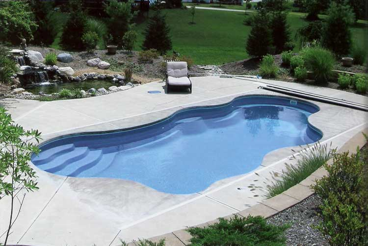 In ground pools joy studio design gallery best design for In ground pool companies